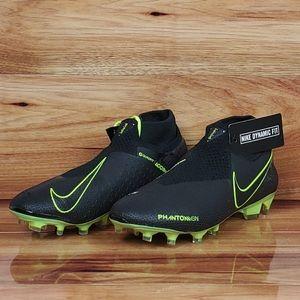 Nike Phantom VSN Elite DF FG Black Volt